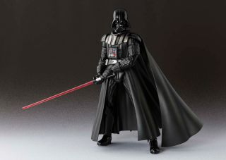 S.H.Figuarts Darth Vader STAR WARS Return of the Jedi Action Figure w// Tracking
