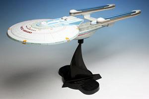 スタートレック U.S.S.エクセルシオール NCC-2000 (完成品)
