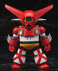 Getter Robo Armageddon AA Alloy Getter 1 (Completed)