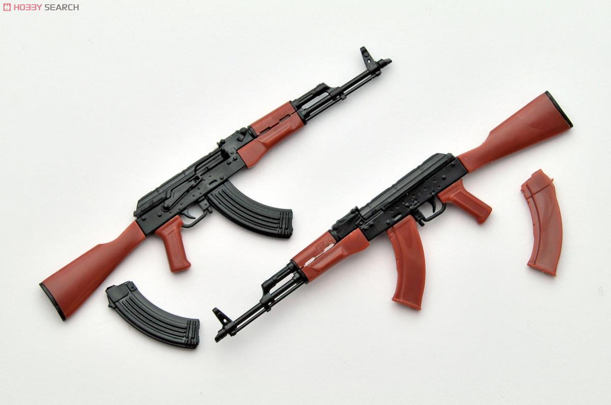 1/12 Little Armory (LA010) AKMタイプ (プラモデル)