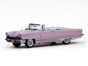 リンカーン プレミア オープン コンバーチブル 1956 アメジスト (ミニカー)