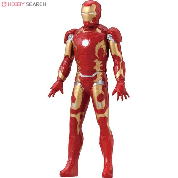 Metal Figure Collection Marvel Iron Man Mark 43 (Completed) Item picture1