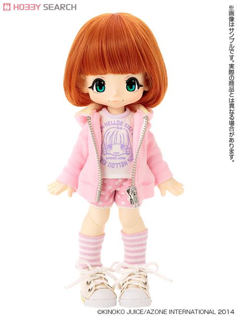 Hello KIKIPOP! / Marmalade Brown (Fashion Doll) Item picture2