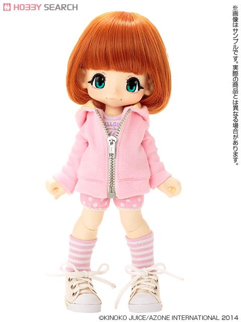 Hello KIKIPOP! / Marmalade Brown (Fashion Doll) Item picture4