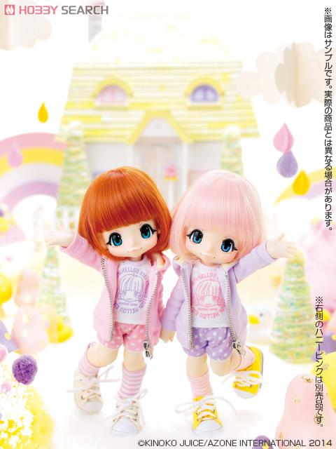 Hello KIKIPOP! / Marmalade Brown (Fashion Doll) Other picture3