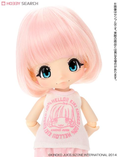 Hello KIKIPOP! / Honey Pink (Fashion Doll) Item picture1