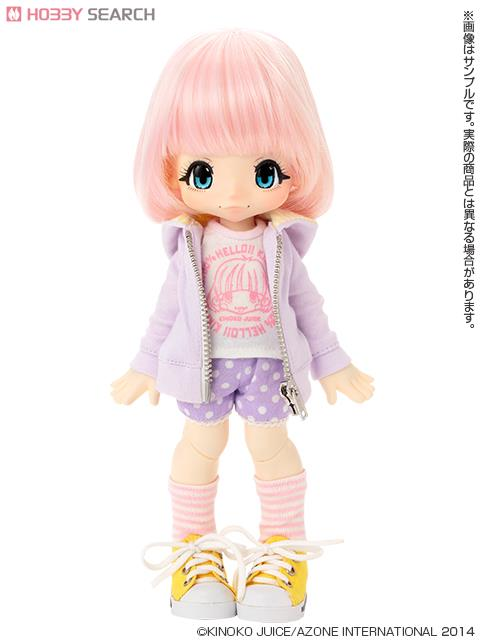 Hello KIKIPOP! / Honey Pink (Fashion Doll) Item picture2