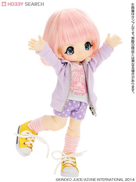 Hello KIKIPOP! / Honey Pink (Fashion Doll) Item picture3