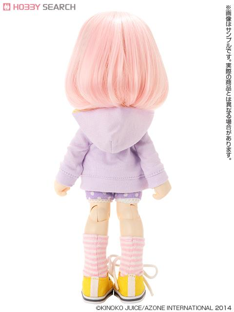 Hello KIKIPOP! / Honey Pink (Fashion Doll) Item picture4