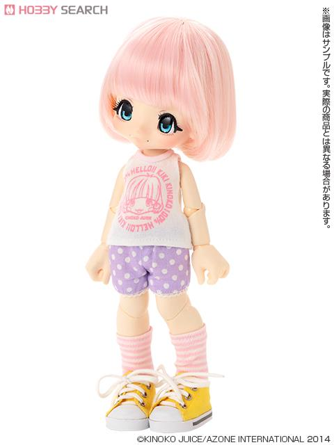 Hello KIKIPOP! / Honey Pink (Fashion Doll) Item picture5