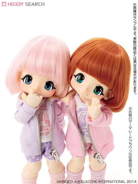 Hello KIKIPOP! / Honey Pink (Fashion Doll) Other picture1