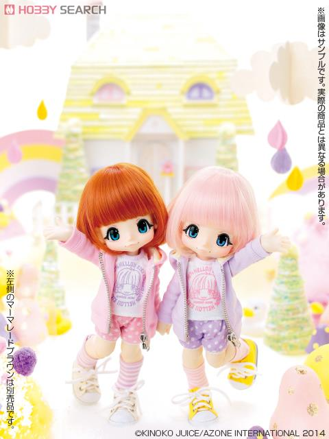 Hello KIKIPOP! / Honey Pink (Fashion Doll) Other picture3