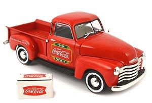 シェビー ピックアップ (1953) メタルクーラー付 (ミニカー)