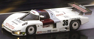 Toyota TOM`S 85C (#36) 1985 WEC JAPAN (ミニカー)