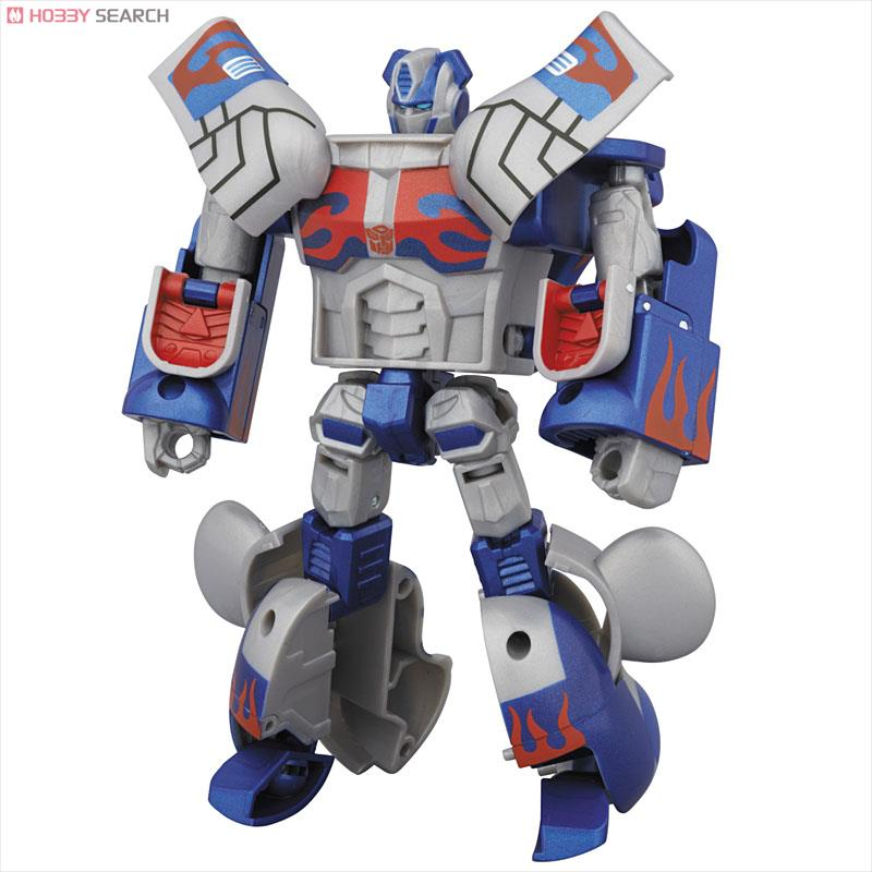 BE@RBRICK × TRANSFORMERS OPTIMUS PRIME (AGE OF EXTINCTION Ver.) (完成品)
