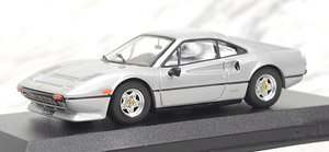 FERRARI 308 GTB METALLIC GRAY 1978 (ミニカー)