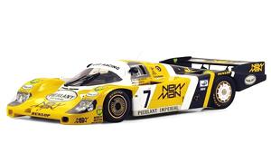 ポルシェ 956 #7 N・J・R 1984 ル・マン24h 優勝車 H・ペスカロロ/K・ルドヴィック (ミニカー)