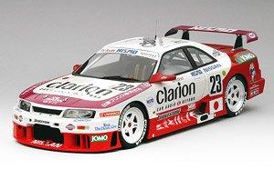 日産スカイライン GT-R LM #23 クラリオン 1995 ル・マン24h (ミニカー)