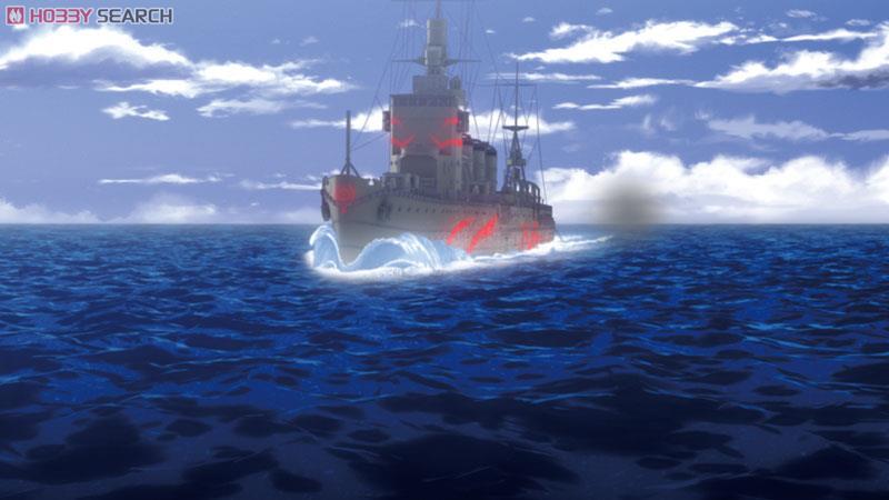 arpeggio of blue steel ars nova the movie dc the fleet