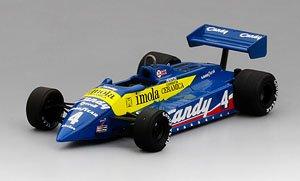 ティレル 011 #4 ティレルレーシングチーム 1982 モナコGP (ミニカー)