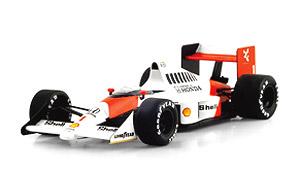 マクラーレン MP4/5 #1 マクラーレンホンダ 1989 ドイツGP 優勝車 A・セナ (ミニカー)