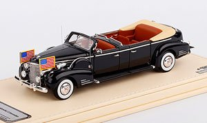 キャデラック 1934 シリーズ90 V16 大統領リムジン `クイーンメリー` (ミニカー)