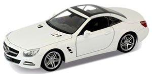メルセデスベンツ SL500 2012 (ハードトップ) ホワイト