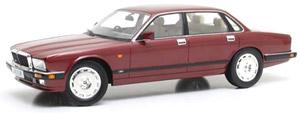 ジャガー XJR XJ40 1990 メタリックレッド (ミニカー)
