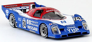NISSAN R92CP No.24 (1992 FUJI 1000Km) Limited 998cs Racing on × KYOSHO コラボモデル (ミニカー)
