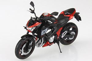 Kawasaki Z800 (オレンジ) (ミニカー)