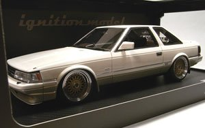 Toyota Soarer 3 0 GT Limited(GZ10) White Two-tone (BBS RS
