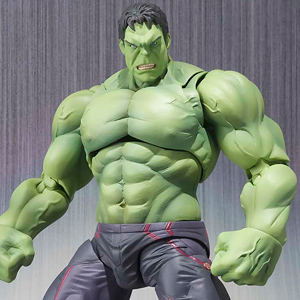 S.H.Figuarts Avengers Age of Ultron Superhero Hulk PVC Action Figure New In Box