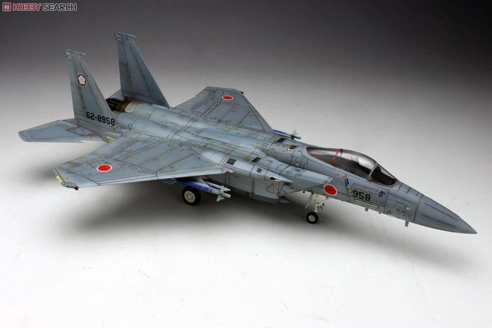 JASDF Main Fighter F-15J Eagle (Plastic model) Item picture1