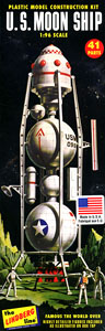 U.S Moon Ship (Plastic model)