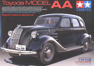 Toyota AA Type (Model Car)