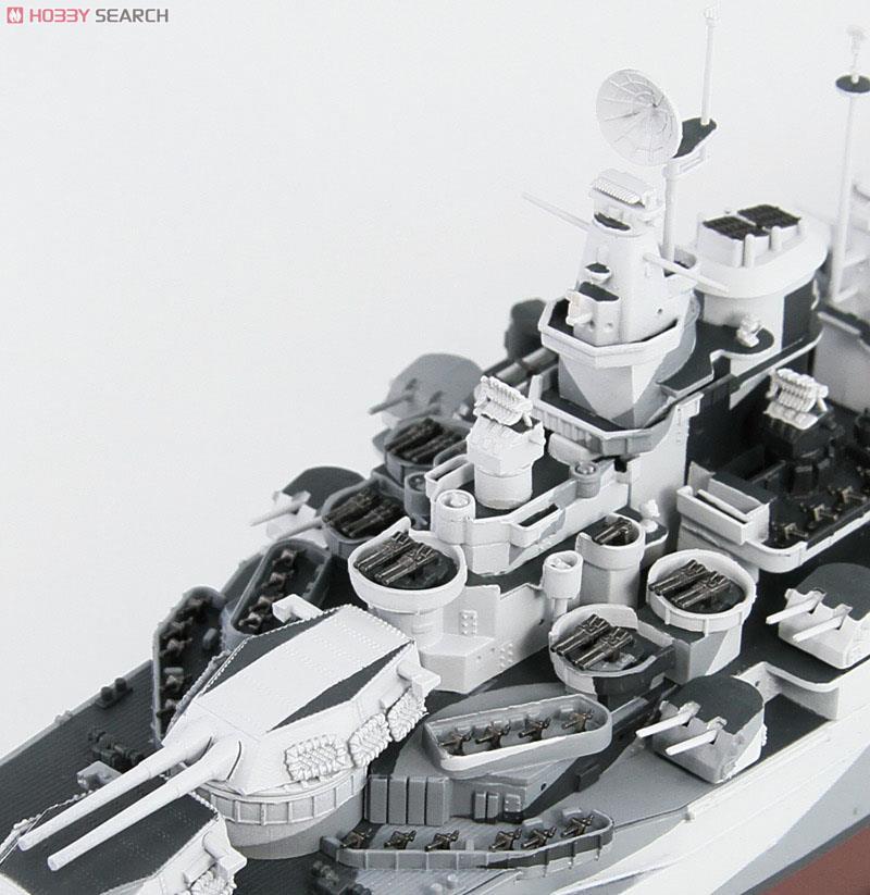 米国海軍 戦艦 ウェスト・ヴァージニア 1945 (プラモデル)