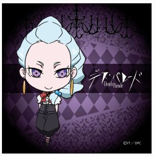 Death Parade Microfiber Nona Anime Toy Hobbysearch Anime Goods Store