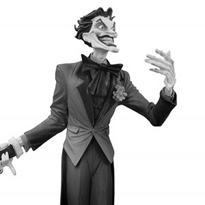 Batman Black /& White Series The Joker By Jim Lee 2nd Edition Statue DC direct