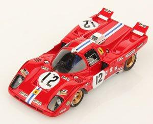 Ferrari 512M No.12 3rd Le Mans 1971 S.Posey - T.Adamowicz (ミニカー)