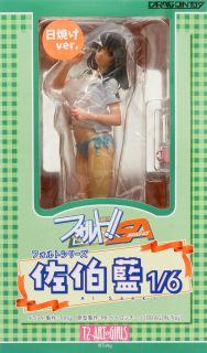 New Fault Series Dragon Toy SAEKI AI Sunburn ver 1:6 PVC Figure Japan