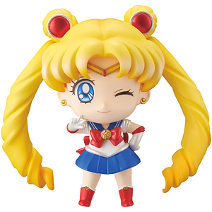 Petit Chara Deluxe! [Sailor Moon] Sailor Moon (PVC Figure)