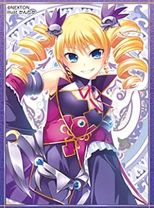 Nexton Girls Sleeve Collection Vol.037 Shin Koihime Eiyu Tan Soso/Karin (Card Sleeve)