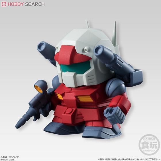 ビルドモデル ガンダム3 10個セット (食玩)