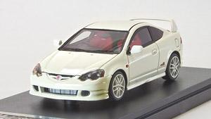 ホンダ インテグラ タイプR (DC5) チャンピオンシップホワイト (ミニカー)