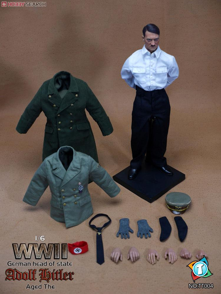 1/6 WWII Nazi Party President Adolf Hitler Old version (Completed) Item picture7