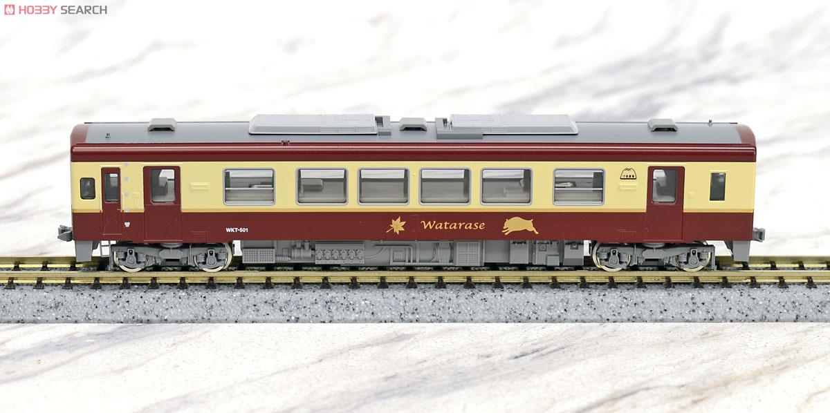 Watarase Keikoku Railway Type WKT-500 (WKT-501) (Model Train) Item picture1