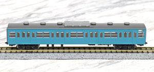 国鉄電車 サハ103 (ユニットサッシ・スカイブルー)