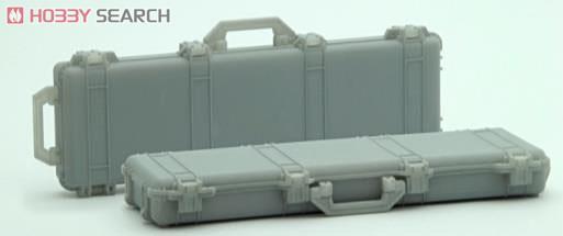 1/12 Little Armory (LD001) ミリタリーハードケースA (プラモデル)