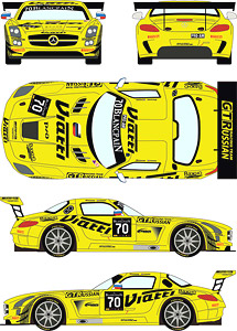 Modified Race Car Decal Style 1 Race Track Wholesale