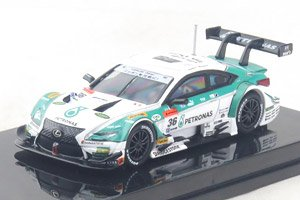 PETRONAS TOM`S RC F No.36 SUPER GT 2014 (ミニカー)